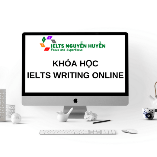 featured image - khoa ielts writing online