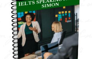 tổng hợp bài mẫu IELTS Speaking Part 1 Simon