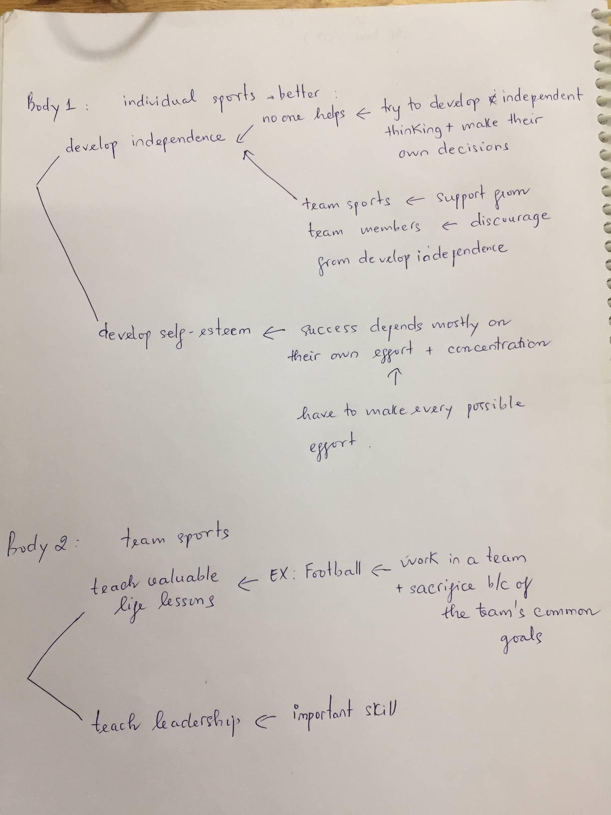 bài mẫu ielts writing 6/1/2018