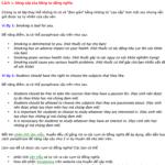 cách nâng cấp câu trong ielts writing