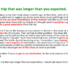 IELTS Speaking Part 2 – Describe a trip that was longer than you expected