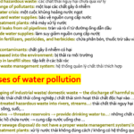 ielts-water-pollution