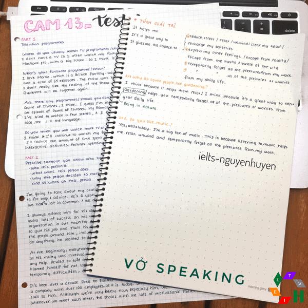 vo-speaking