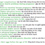 tu-vung-ielts-having-children-later-in-life