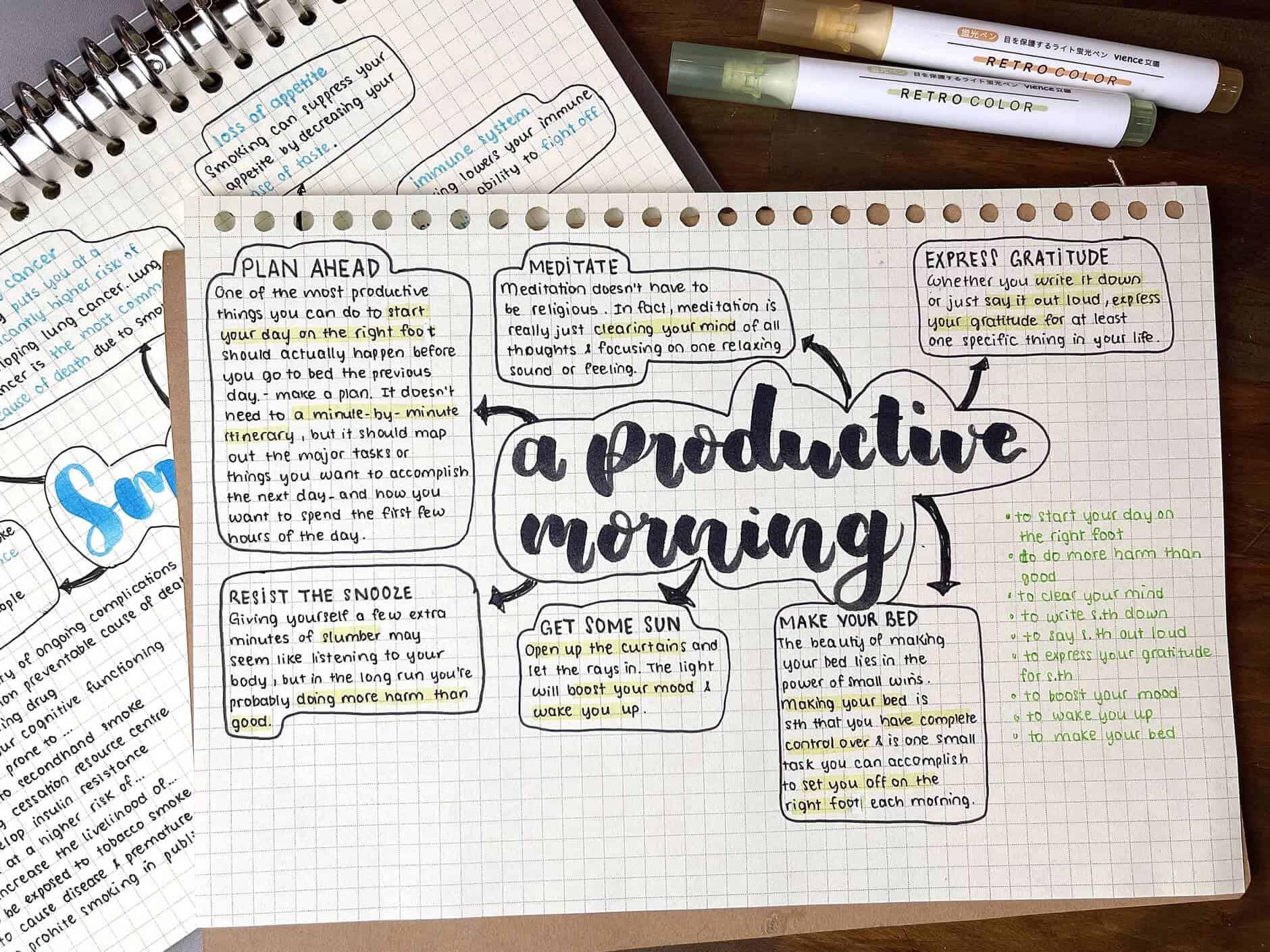 daily-routine-vocabulary